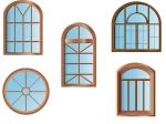 Пластиковые окна нестандартных форм